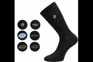Мужские носки С4174Л-Логотипы