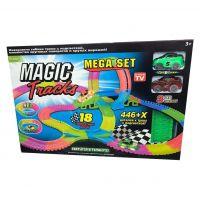 Светящаяся трасса Magic Tracks 446 деталей
