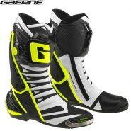 Мотоботы Gaerne GP1 Evo, Бело-черно-желтые