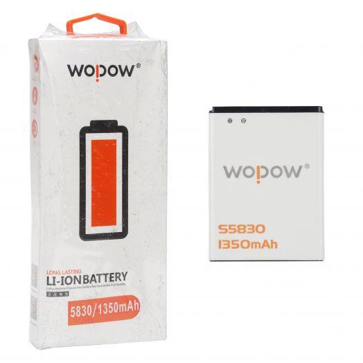 "Аккумулятор для Samsung 5830 ""Wopow"""