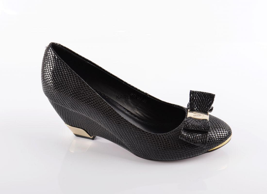 Туфли женские на танкетке VENSI shoes
