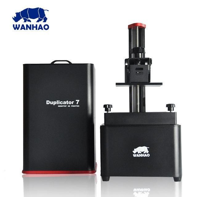 3D принтер Wanhao Duplicator 7 v 1.4 RED EDITION