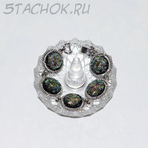 Прекрасный винтажный браслет от Sarah Coventry (США)