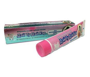 Лучшая паста Sensitive для чуствительных зубов. 100мл