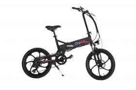 Электровелосипед OxyVolt City Style