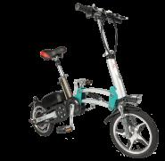 Электровелосипед OxyVolt i-Fold 500w 48v (14 дюймов, обновленная модель 2018г)