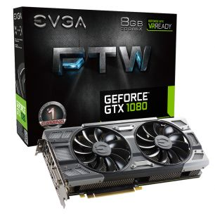 Видеокарта Evga geforce gtx 1080 8gb