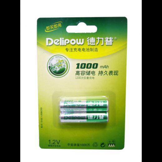 Аккумулятор АКК.Delipow R3 AAA(1000 mAh,1.2V)