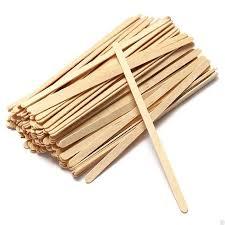 Размешиватель деревянный 14 см (1000 шт.)