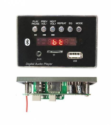 Модуль MP3 66451Е + пульт + шлейф