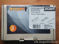 Адаптеры для багажника Peugeot 3008 (2009-...), арт.8760, Атлант, с опорой С