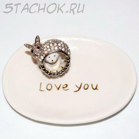 "Стрейч-кольцо ""Зая"" (США)"
