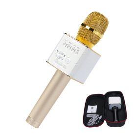 Микрофон-караоке со встроенными динамиками и Bluetooth