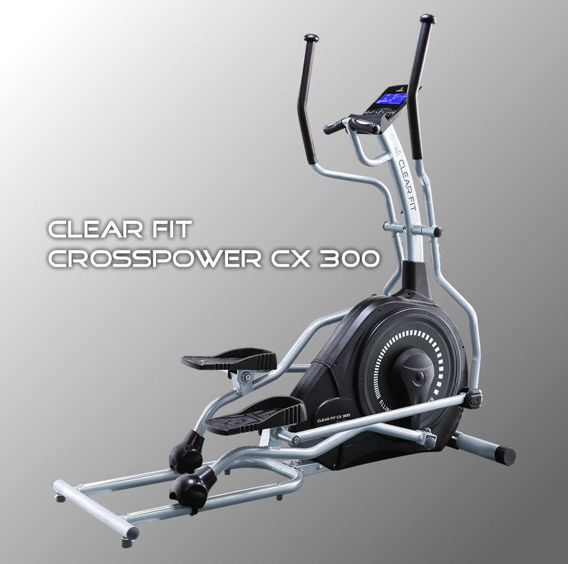 Clear Fit CrossPower CX 300