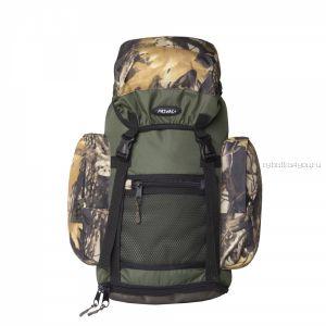 Рюкзак PRIVAL Походный 35 литров цвет:Камуфляж лес