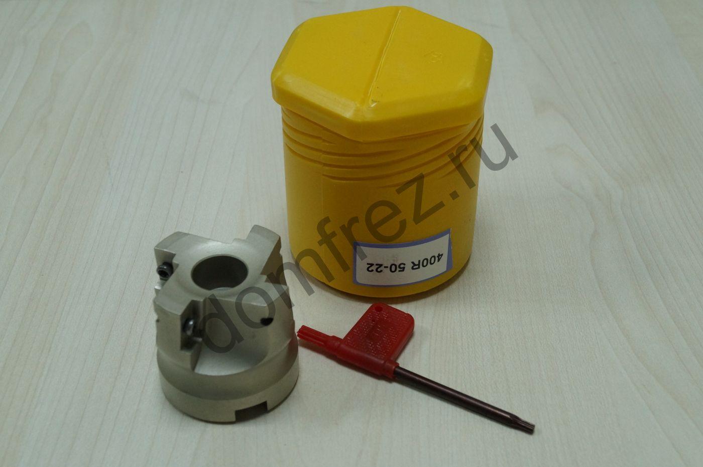 Оправка фрезерная BAP400R 50-22