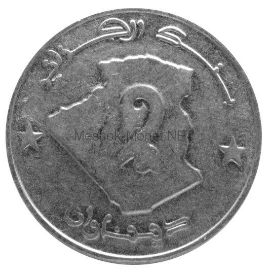 Алжир 2 динара 2005 г.