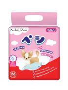 NekiZoo Пеленки для домашних животных на липучках 45х60 см (26 шт.)
