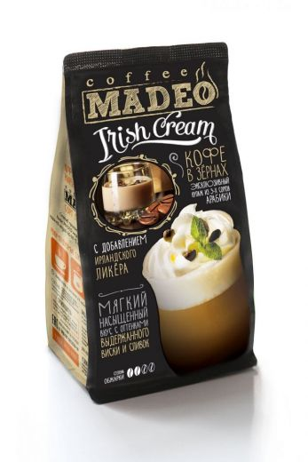 Кофе MADEO Irish Cream