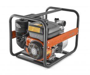 Мотопомпа Husqvarna W50P (Двигатель Husqvarna, 163cм3, ручной запуск, 28 м3/ч - 467 л/мин, D=50мм, напор до 30м, глубина всасывания 5-7м)