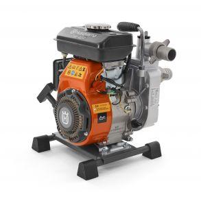 Мотопомпа Husqvarna W40P (Двигатель Husqvarna, 97cм3, ручной запуск, 12 м3/ч - 200 л/мин, D=40мм, напор до 15м, глубина всасывания 4-7м)