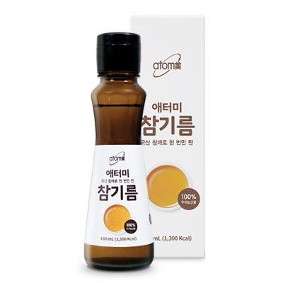 Атоми Органическое кунжутное масло