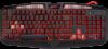 Проводная игровая клавиатура Punisher GK-130DL RU,7-ми цветная,19 Anti-Ghost