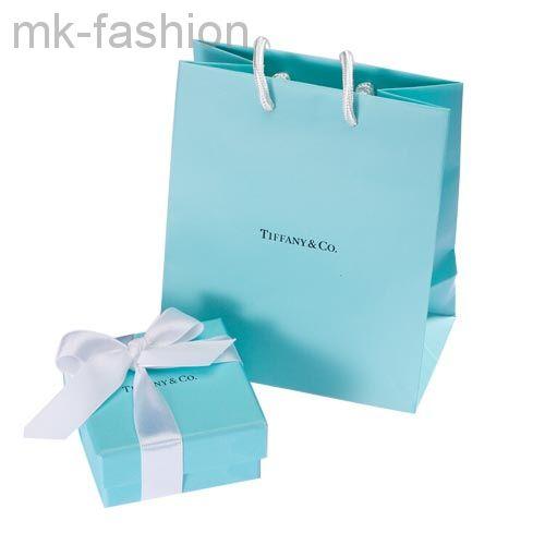 Фирменная упаковка Tiffany & Co Package + Box