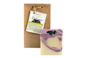 Мыло натуральное Delicatesse-Ежевика