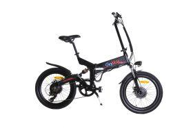 Электровелосипед складной двухмоторный OxyVolt Fighter Double 2
