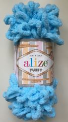 Puffy (ALIZE) 287-аквамарин