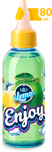 Жидкость ED-Lemo Enjoy 80 мл