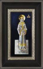 Людмила Чешская (18х29), серебро