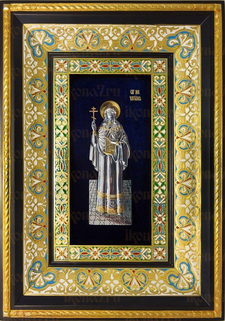 Татьяна Римская (29х40), серебро