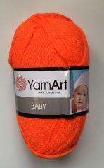 Baby (Yarnart) 8279-оранжевый