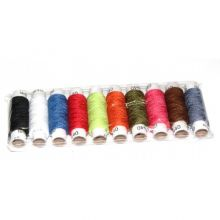 Нитка швейная 40 цветная