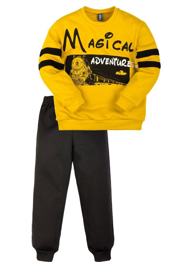Трикотажный костюм для мальчика