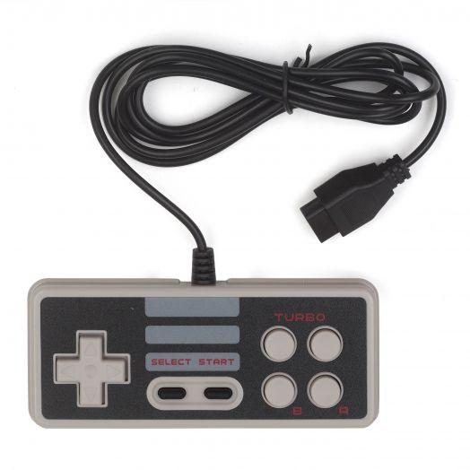 Dendy Controller NES (квадратные) узкий разъем