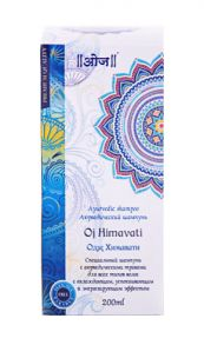 Шампунь Одж Химавати | 200 мл | Oj Himavati