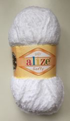 SOFTY (ALIZE) 55-белый