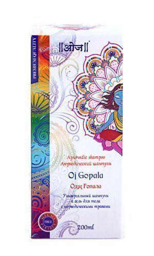 Шампунь и гель для тела Одж Гопала (для самых маленьких) | 200 мл | Oj Gopala