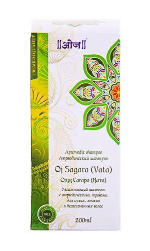 Шампунь Одж Сагара (Вата) | 200 мл | Oj Sagara