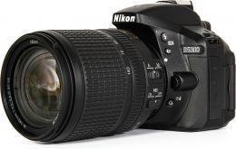 Фотоаппарат Nikon D5300 Kit 18-140VR