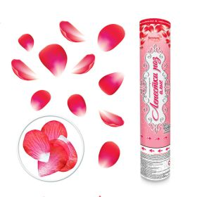 Лепестки роз алые, 30 см
