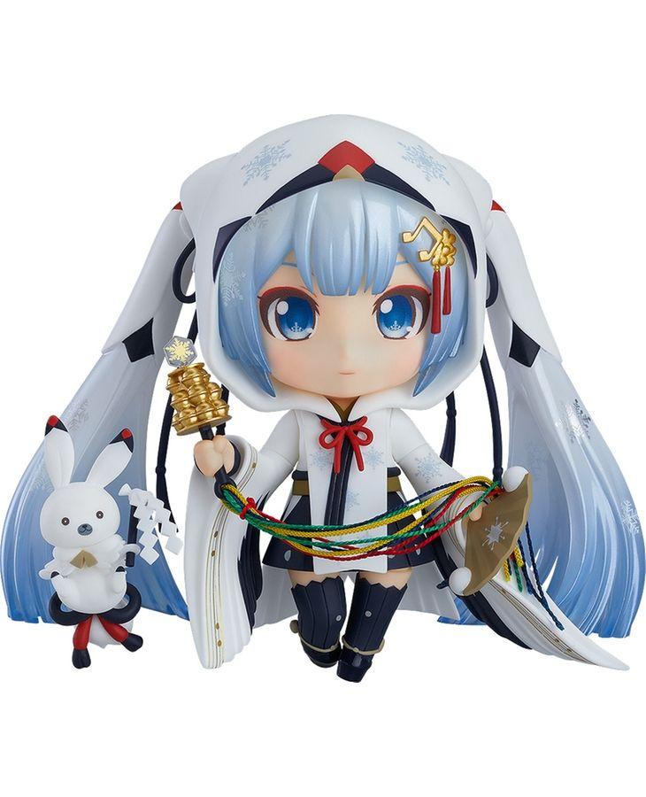 Nendoroid Snow Miku Crane Priestess Ver.