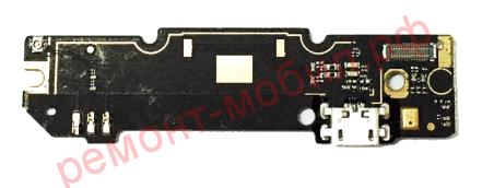 Шлейф для Xiaomi Redmi Note 3 Pro с разъемом зарядки