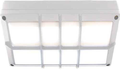 Светильник влагозащищенный Ecola B4158S FW53RSECS