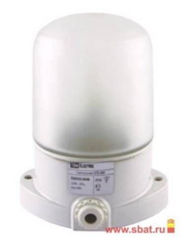 Светильник влагозащищенный TDM НПБ400 60W