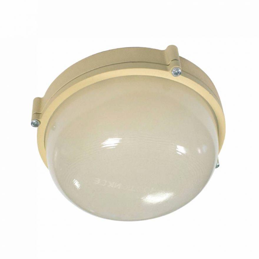 Светильник влагозащищенный Терма 1301  60W алюм