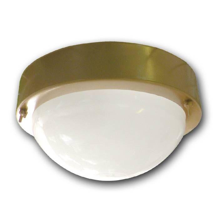 Светильник влагозащищенный Терма3 60W золото